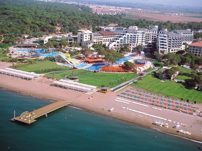 Сборы в турцию в отель cornelia de luxe фото